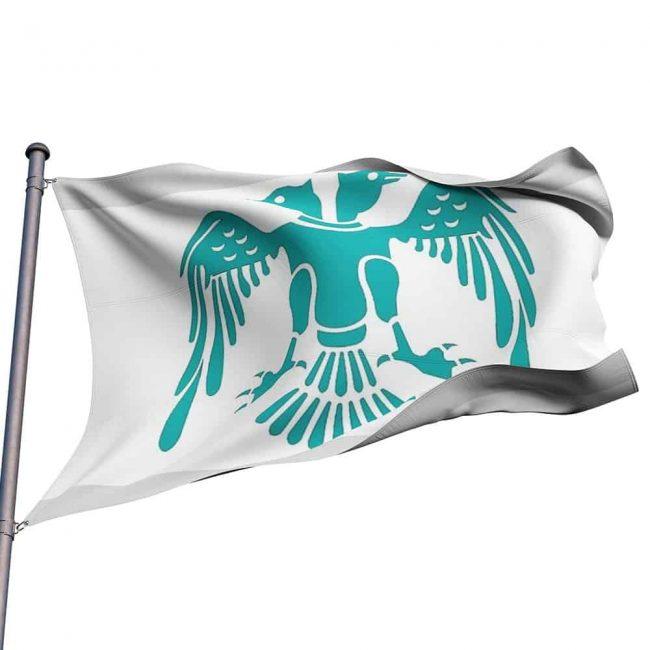 Seljuk Empire Flag 5 650x650 - Seljuk Flag