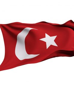turkish flag order
