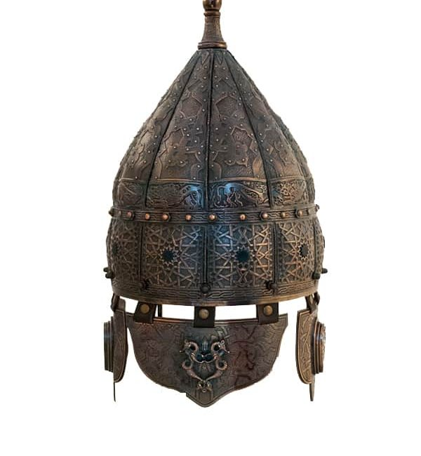 ottoman helmet buy 600x650 - Kayi Tribe in 7 steps