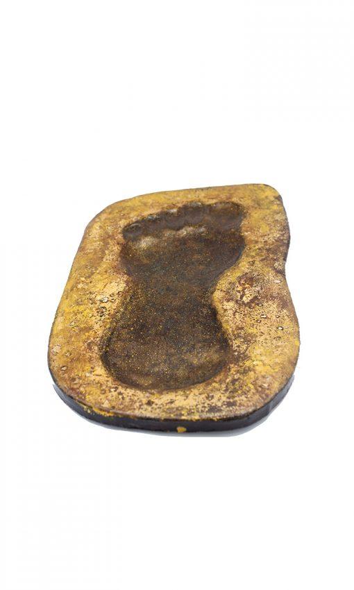 Topkapı palace Prophet Muhammad's footprint replica