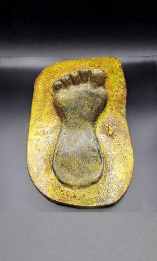 Sacred Relics Footprint Replica