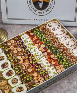 mustafa hafez turkish delight