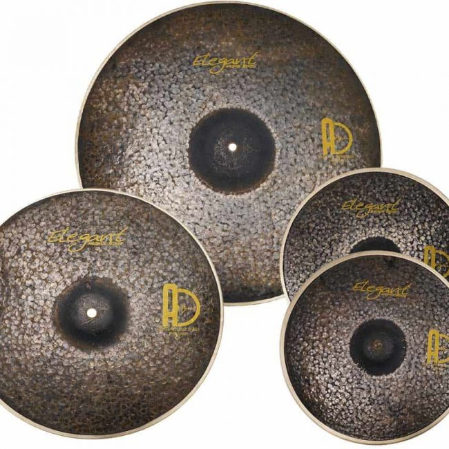 Best Drum Cymbal Packs Elegant Set 1 650x650 - Cymbal Packs Elegant Set