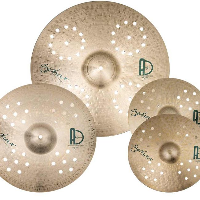 crash cymbal pack