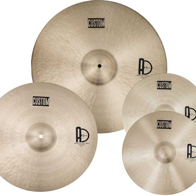 set cymbals
