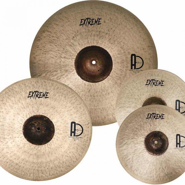 buy low volume cymbals