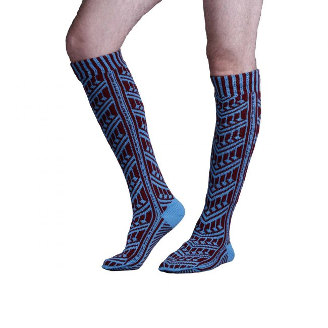 Black Sea Regional Womens Socks 2 650x650 - Black Sea Regional Women's Socks