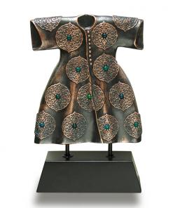 bronze trinket caftan