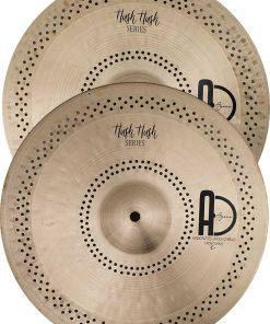 Drum Cymbals Pack Hush Hush Hi hat 247x296 - Drum Set Cymbals Hush Hush