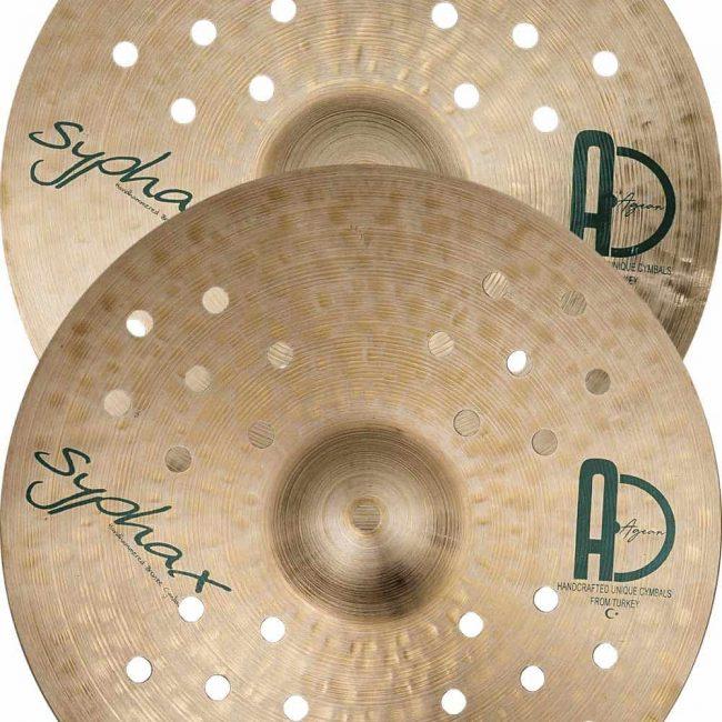 Drum Pack Syphax Hi Hat 650x650 - Drum Set Cymbals Syphax