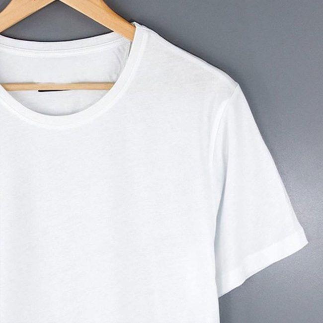 Elif Vav Neck Short Sleeve Zipper T Shirt Black And White 3 650x650 - Seljuks Neck Short Sleeve Zipper T-Shirt