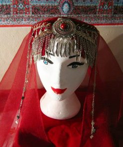 Ertugrul Head Dress Turkish Woman Head Dress Red 5 247x296 - Home
