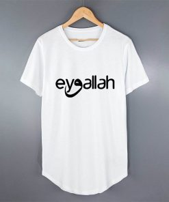 EyVallah Neck Short Sleeve Zipper T Shirt Black And White 247x296 - Home