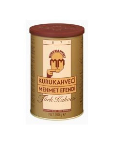 mehmet efendi turkish coffee