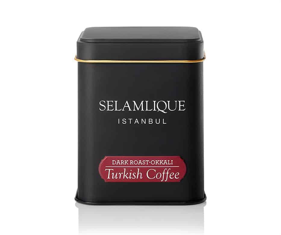 selamlique turkish coffee