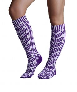 Traditional Turkish Purple Socks For Women 2 247x296 - Traditional Turkish Purple Socks For Women