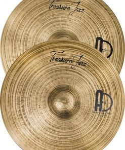 Treasure Jazz cymbals Hi hat 247x296 - Best Cymbal Packs Treasure Set