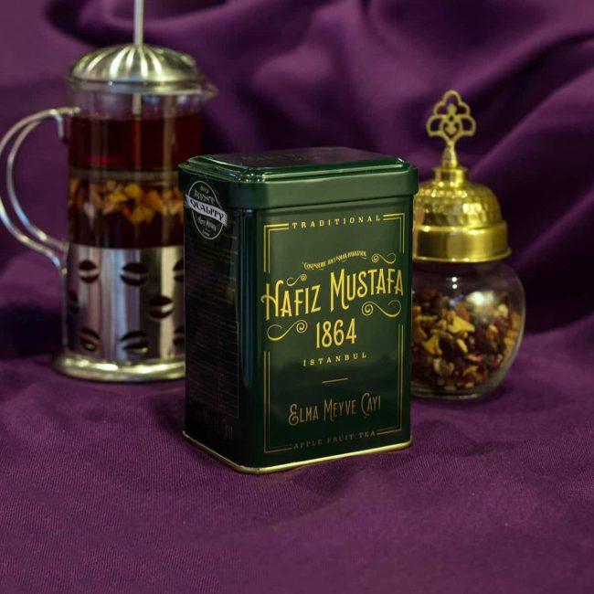 turkish apple tea powder