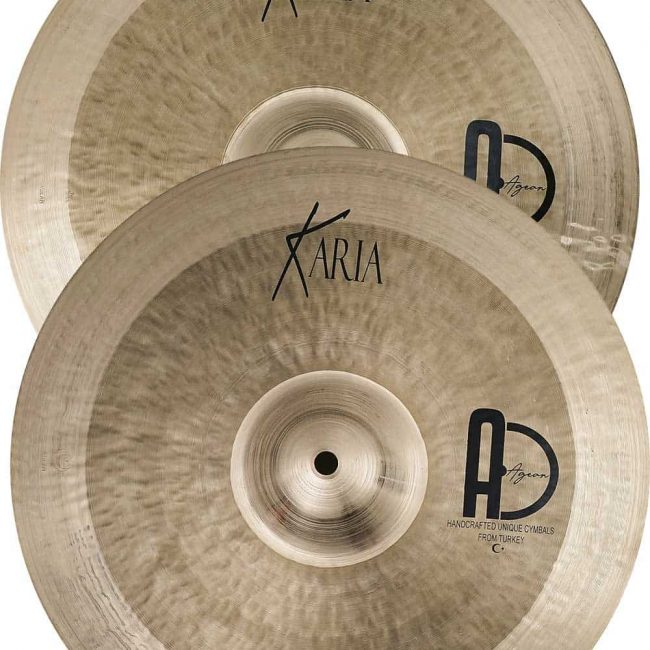 Turkish Best Cymbals Set Pack Karia Hi Hat 650x650 - Drum Set Cymbals Karia