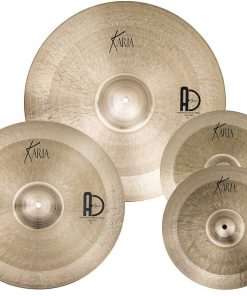 crash cymbal set