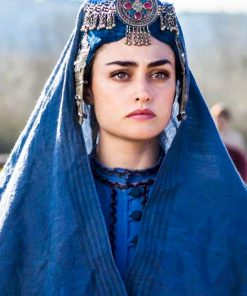Turkish Woman Headdress