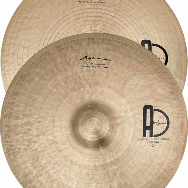 best turkish jazz cymbals special Jazz Hi Hat 650x650 - Jazz Cymbal Set Pack Special