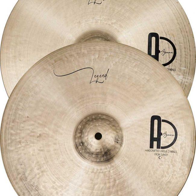 cymbal set Legend Hi Hat 650x650 - Crash Cymbal Pack Legend Set