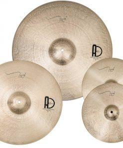drum kit cymbals