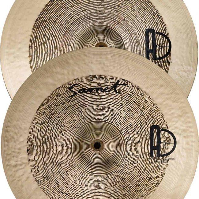 cymbal set pack Samet Hi hat 650x650 - Turkish Cymbals Drum Set Samet