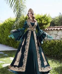 best moroccan plus size kaftan evening dresses with sleeves online