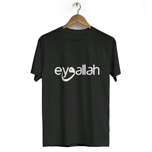 eyvallah Kayi Tribe Crew Neck Short Sleeve T Shirt Black 510x510 - EyvAllah Crew Neck Short Sleeve T-Shirt