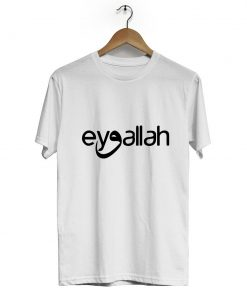 eyvallah Kayi Tribe Crew Neck Short Sleeve T Shirt White 247x296 - Home