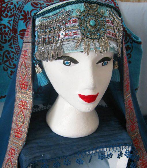 halime sultan headpiece
