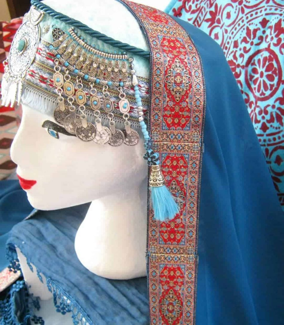 halime hatun headdress 9 950x1084 - Halime Sultan Head Dress