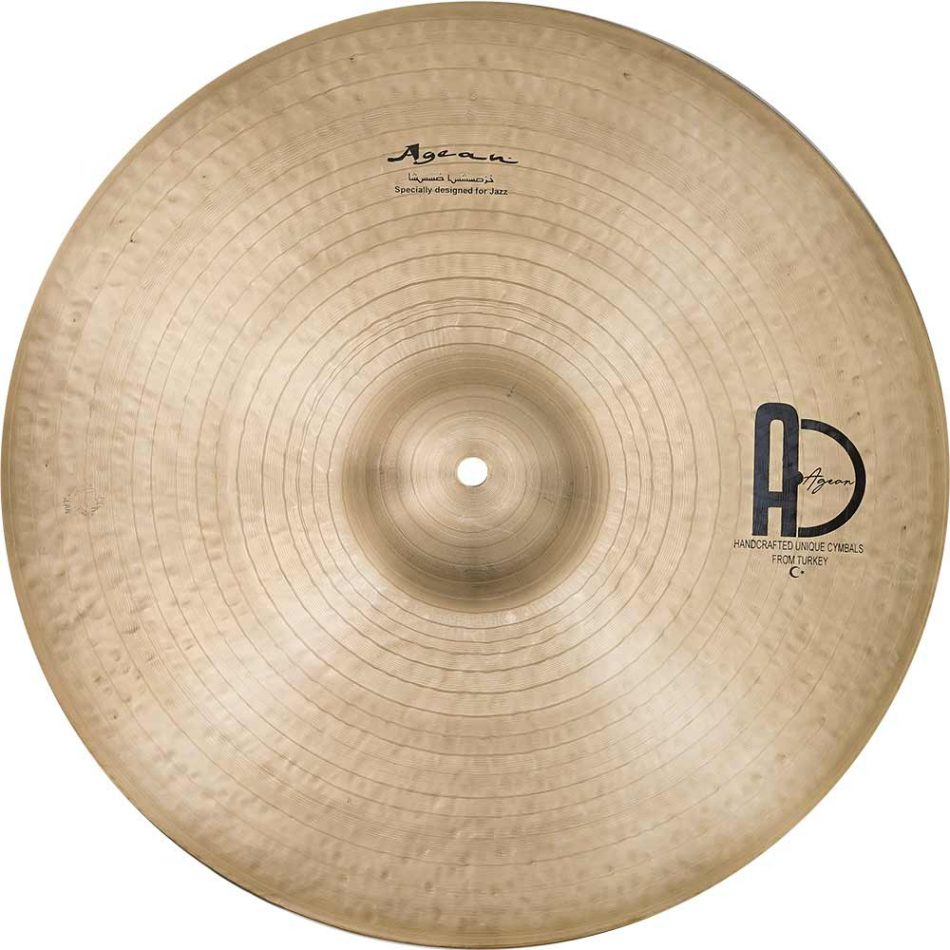 istanbul jazz cymbals special Jazz Ride 950x950 - Jazz Cymbal Set Pack Special