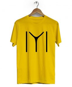 kayi clothing 247x296 - EyvAllah Neck Short Sleeve Zipper T-Shirt