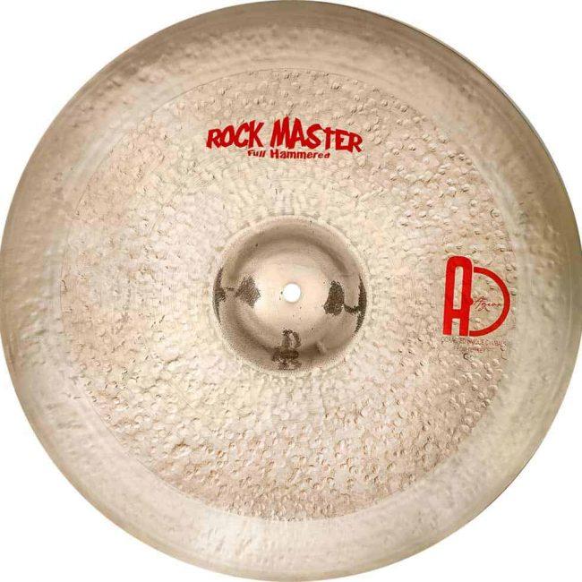 kit cymbals for Rock Master Ride2 650x650 - Drum Kit Cymbals Rock Master Set