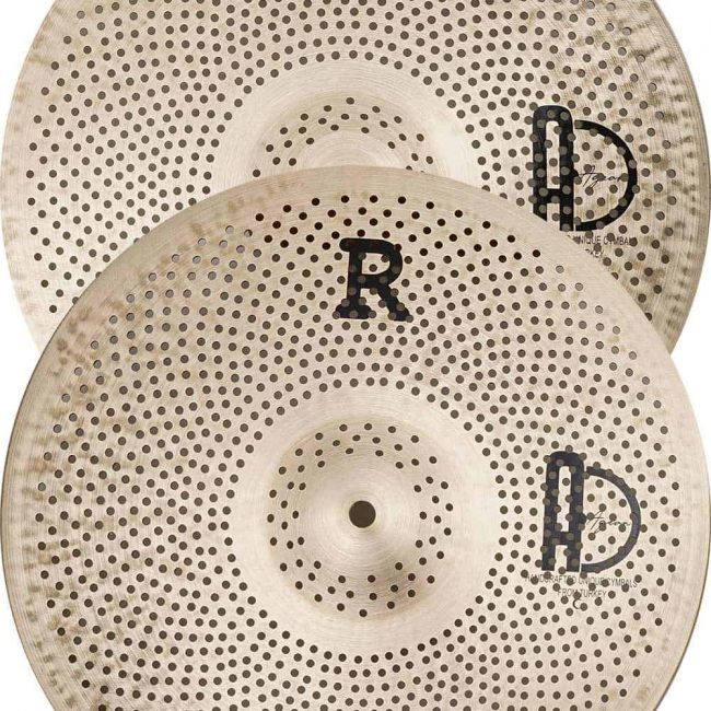 low noise cymbals pack 3 650x650 - Low Volume Cymbals Set R