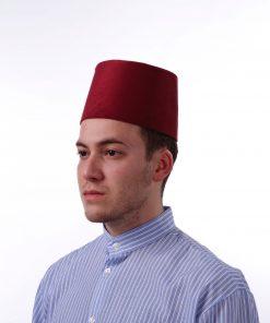 fez hat origin