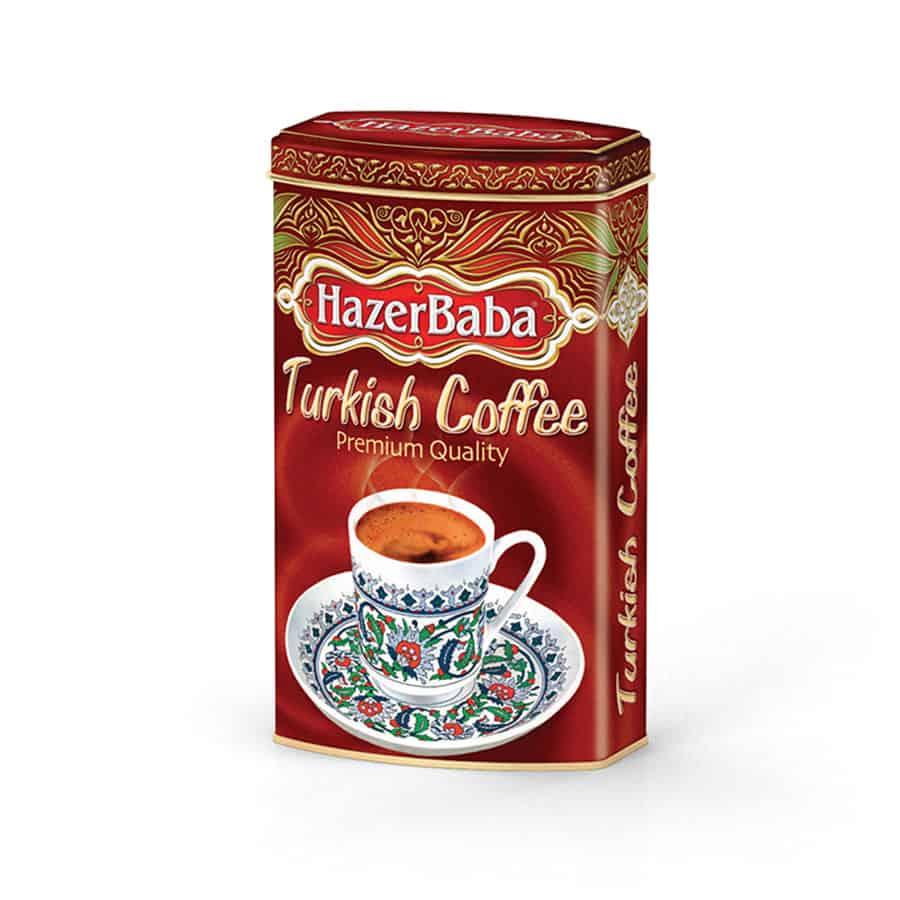 hazer baba turkish coffee