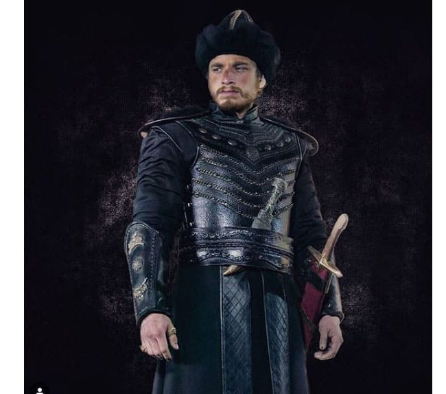 Ottoman warrior leather armor