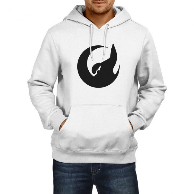 Crescent and Wolf Hooded Sweatshirt 1 650x650 - Crescent and Wolf Hooded Sweatshirt