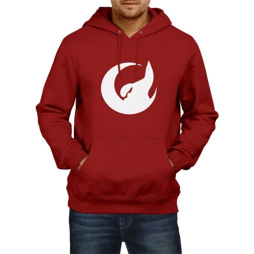 Crescent and Wolf Hooded Sweatshirt 2 510x510 - Crescent and Wolf Hooded Sweatshirt