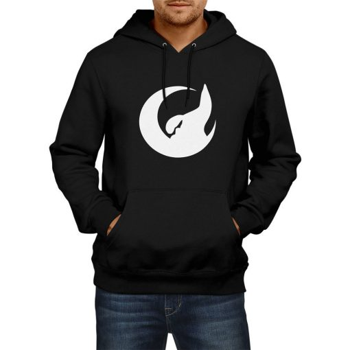 Crescent and Wolf Hooded Sweatshirt 4 510x510 - Crescent and Wolf Hooded Sweatshirt