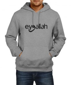 EyvAllah Hooded Sweatshirt