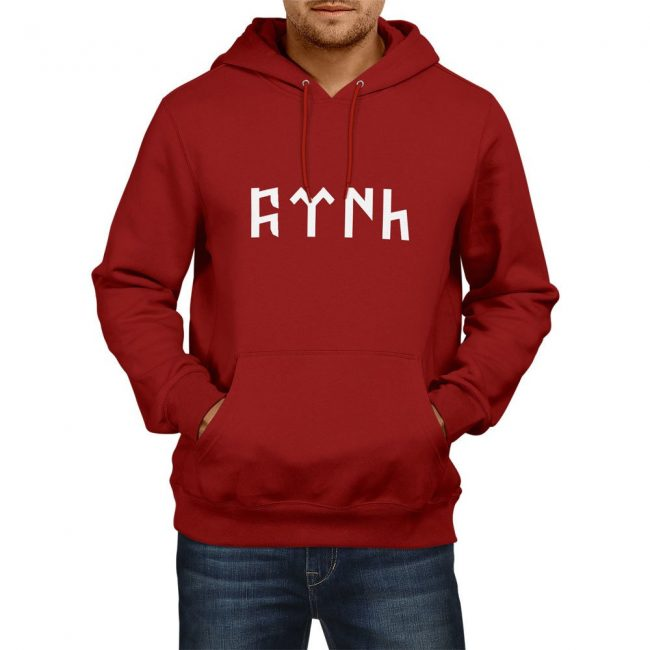 Gokturk Alphabet Turkish Hoodie Sweatshirt 3 650x650 - Göktürk Alphabet Turkish Hoodie Sweatshirt