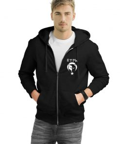 Gray Wolf Zipped Hooded Sweatshirt 4 247x296 - Sword