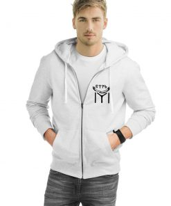 Kayı Tribe Zipped Hooded Sweatshirt