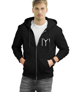 Kayi Tribe Zipped Hooded Sweatshirt 4 1 247x296 - Kayı Tribe Zipped Hooded Sweatshirt