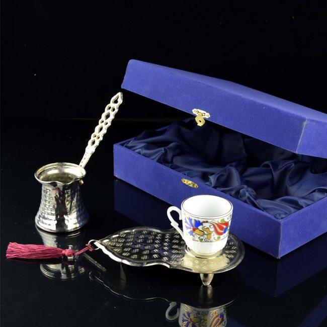 Luxury Turkish Coffee Set 4 650x650 - Luxury Turkish Coffee Set